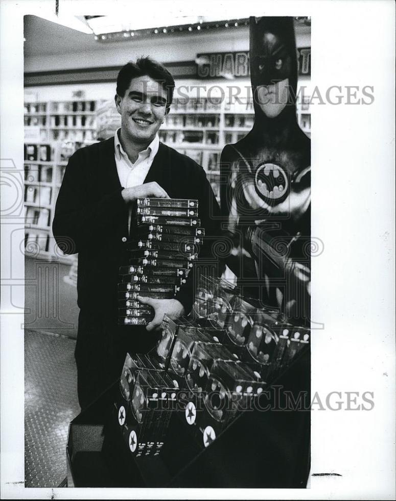 batman 1989 blockbuster store