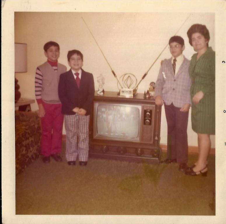 zenith tv 1974