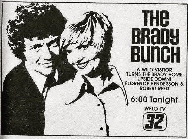 brady bunch tv ad
