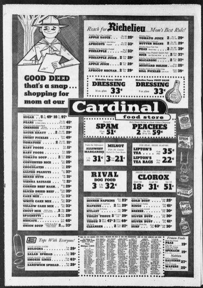 cardinal food stores 2:5:54