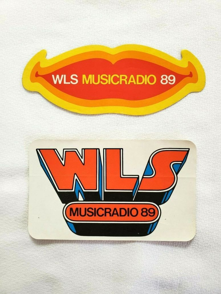 wls musicradio stickers