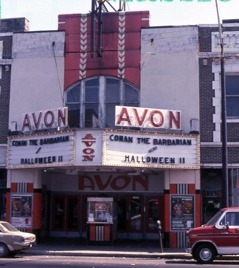 avon theater fullerton ave