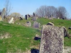 Busk - Jewish cemetery