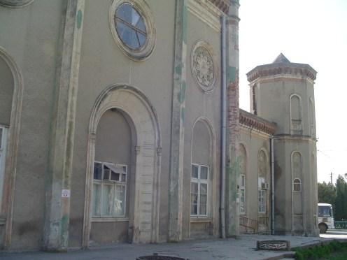Chrortkiv - Hasidic synagogue