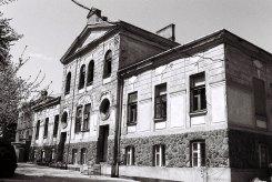 Chernivtsi (Czernowitz) - former Jewish hospital
