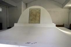 Sadagora - Jewish cemetery - Ohel of the Friedman family