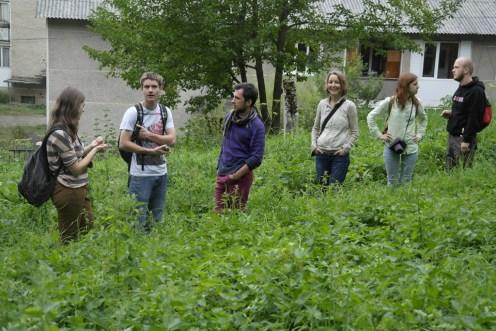 Excursion to Kosiv