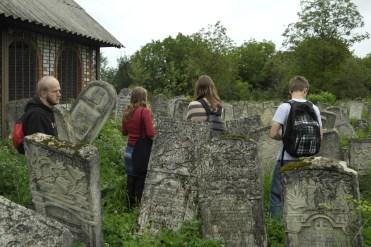 Excursion to Vyzhnytsia