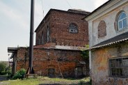 Uhniv - synagogue and Beit Midrash