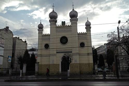 Cluj-Napoca (Kolozsvár, Klausenburg), synagogue