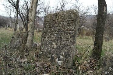 Vărzăreşti - Jewish cemetery