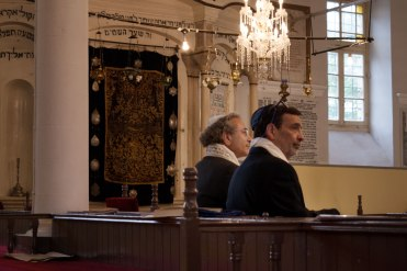 Yom Kippur in Ioannina synagogue