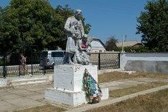 Dubăsari mass grave memorial, Moldova