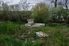 Chortkiv - former Jewish cemetery