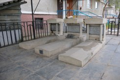 Husiatyn - former Jewish cemetery