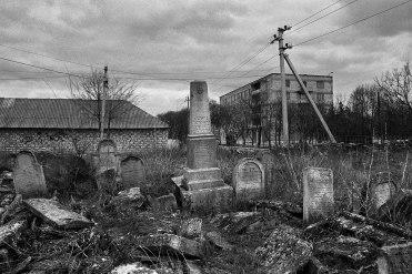 Jewish cemetery, Mărculeşti, Bessarabia, Moldova, 2016