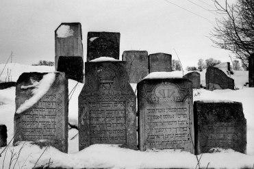 Rozdil Jewish cemetery, Galicia, Ukraine