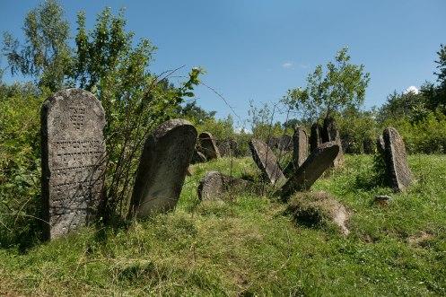 Deliatyn Jewish cemetery