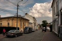 Chernivtsi (Czernowitz) - old Jewish quarter