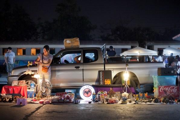 Talad Rod Fai (behind JJ Market) - © Philippe Besnard