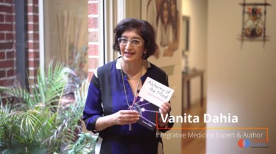 Alchemy of the Mind Book Video Introduction with Vanita Dahia