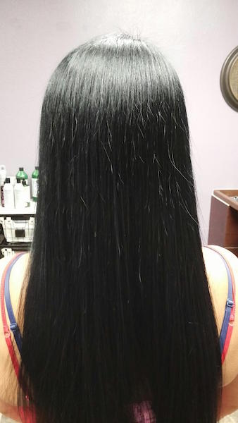 1 In Deposit with Olaplex and Brazilian Blowout