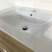 EDEN 750mm White Oak Timber Look Wood Grain Vanity with Ceramic Top-10