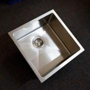 450mm-Square-Handmade-304-Grade-Stainless-Steel-Single-Bowl-LaundryKitchen-Sink-253206094302-6