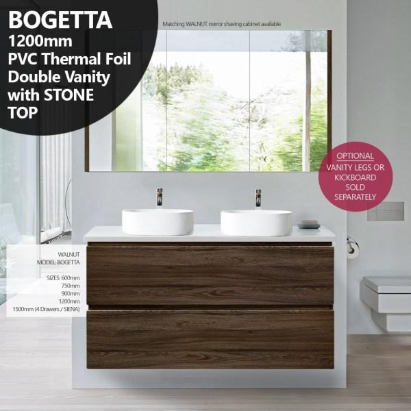 BOGETTA-1200mm-Walnut-Oak-PVC-THERMAL-FOIL-Wood-Grain-Double-Vanity-w-Stone-Top-252958578912