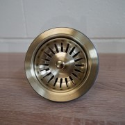450mm-Square-LIGHT-GOLD-304-Stainless-Steel-LaundryKitchen-Sink-Premium-PVD-253206077023-5