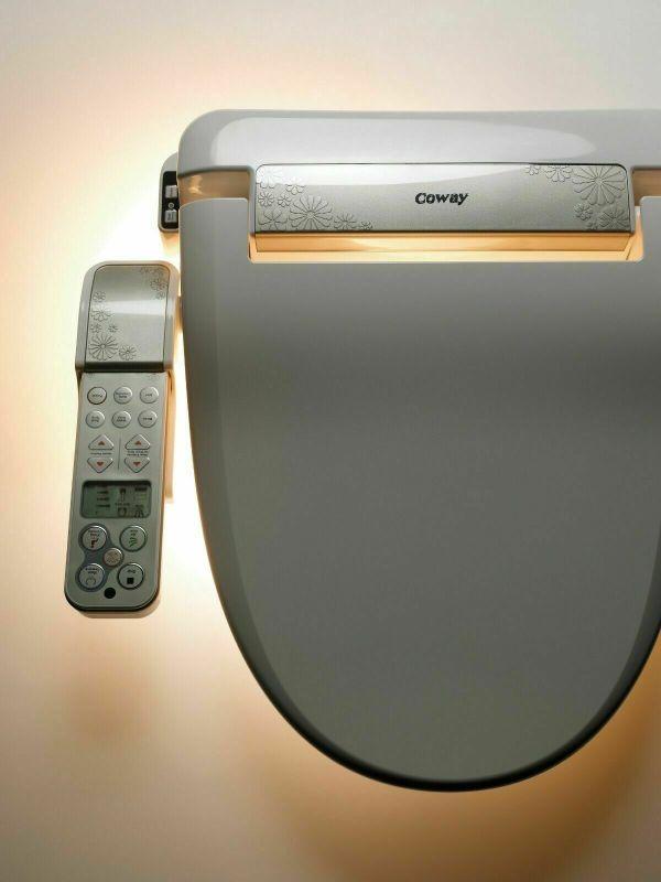Coway-BA08-Warm-Water-Electric-Bidet-Japanese-Toilet-Seat-Health-Care-Range-254540293283