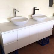 Polished-Chrome-Tall-High-Rise-Bathroom-Basin-Sink-Mixer-TapSolid-BrassCeramic-252537167434-10
