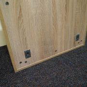 White-Oak-Timber-Wood-Grain-Wall-Mounted-Framed-Mirror-60075090012001500mm-253461809764-10