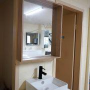 White-Oak-Timber-Wood-Grain-Wall-Mounted-Framed-Mirror-60075090012001500mm-253461809764-7