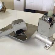 FIDRE-Ultra-Slim-3mm-x-120mm-Metal-Square-Bathroom-ShowerWall-Mixer-SOLID-BRASS-252539293255-8