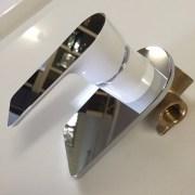 PLUSH-Piano-White-Chrome-Square-Oval-Round-Bathroom-Shower-BathWall-Mixer-252560299755-3