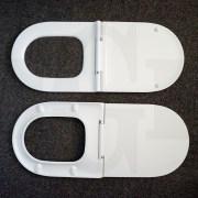 Round-D-Shape-Duraplast-Top-Fixing-Soft-Close-Quick-Release-Slim-Toilet-Seat-253101614125-6