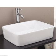 Rectangle-ART-BASIN-Above-Counter-BATHROOM-VANITY-SQUARE-Bowl-Ceramic-Porcelain-252330666686-3