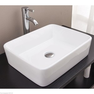 Bathroom Sinks Above Counter above counter basin | homegear australia