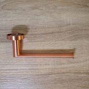 EVA-Modern-RoundOval-ROSE-GOLD-Toilet-Paper-Holder-Premium-Electroplated-253424259128-7