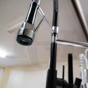 Matte-Black-Chrome-Multi-function-Flexi-spray-Pull-Out-Spring-Kitchen-Mixer-252849672438-3