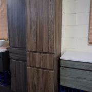1680mm-Walnut-Oak-Timber-Wood-Grain-Bathroom-Tallboy-Side-Cabinet-Soft-Close-252942786829