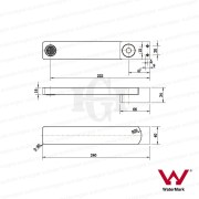 ARDMORE-Designer-Square-MATTE-BLACK-180-Swivel-Premium-Electroplated-Water-Spout-253193478279-2