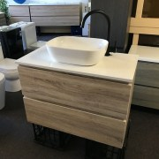 BOGETTA-900mm-White-Oak-PVC-THERMAL-FOIL-Timber-Wood-Grain-Vanity-w-Stone-Top-252859776789-5