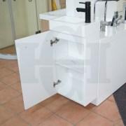 MINI-Compact-400mm-White-Gloss-Polyurethane-Small-Slim-Narrow-Ensuite-Vanity-253261469289-6