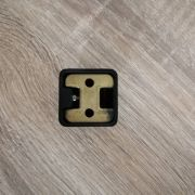 Modern-Square-MATTE-BLACK-Wall-Mount-RobeTowel-Hanger-Hook-Bathroom-Accessories-252660907249-8