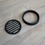 Premium-Electroplated-Round-Matte-Black-Floor-Waste-Grate-Drain-253110704369-7