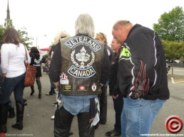 Some random actors from some program called 'Sons of Anarchy' were in Hawkesbury recently... so was this guy. Guess who made it into the newspapers?