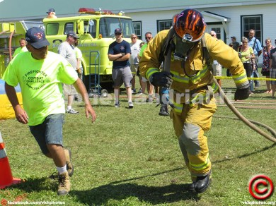 Fire Fighting Challenge.