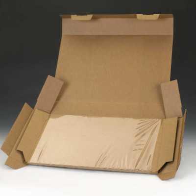 Emba-Quick®- De eendelige Fixeerverpakking 400 x 250 x 30 mm